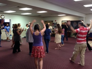 Gainesville Foundation Studies enjoyed eurythmy and projective geometry.