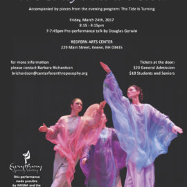 CfA Co-sponsoring Eurythmy Spring Valley performance