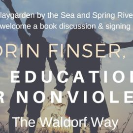 Book Discussion & Signing By Torin Finser At Sea and Spring River School