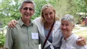 Milan, Karine, and MaryLyn
