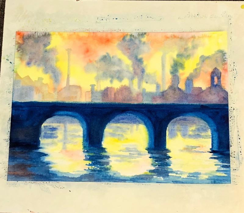 Building Bridges artwork: Denver