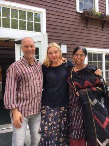 Michael Kokinos, Karine Munk Finser, and Lakshmi Prasanna, MD