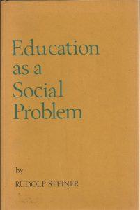Education as a Social Problem